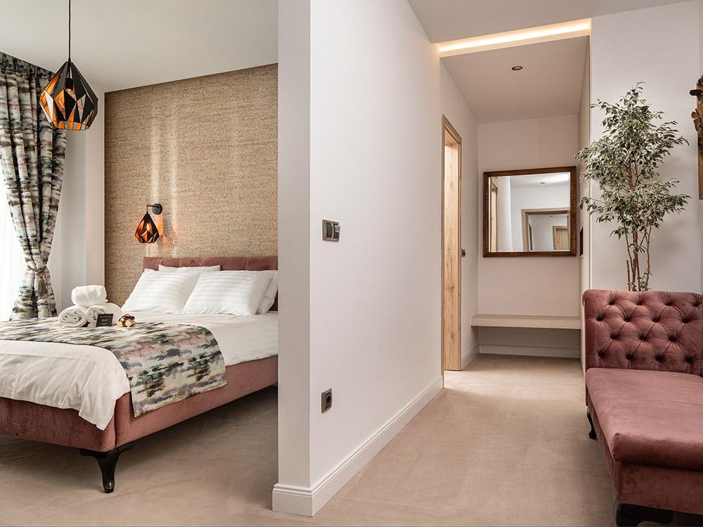 hotel premium brasov apartament 3 camere dormitor