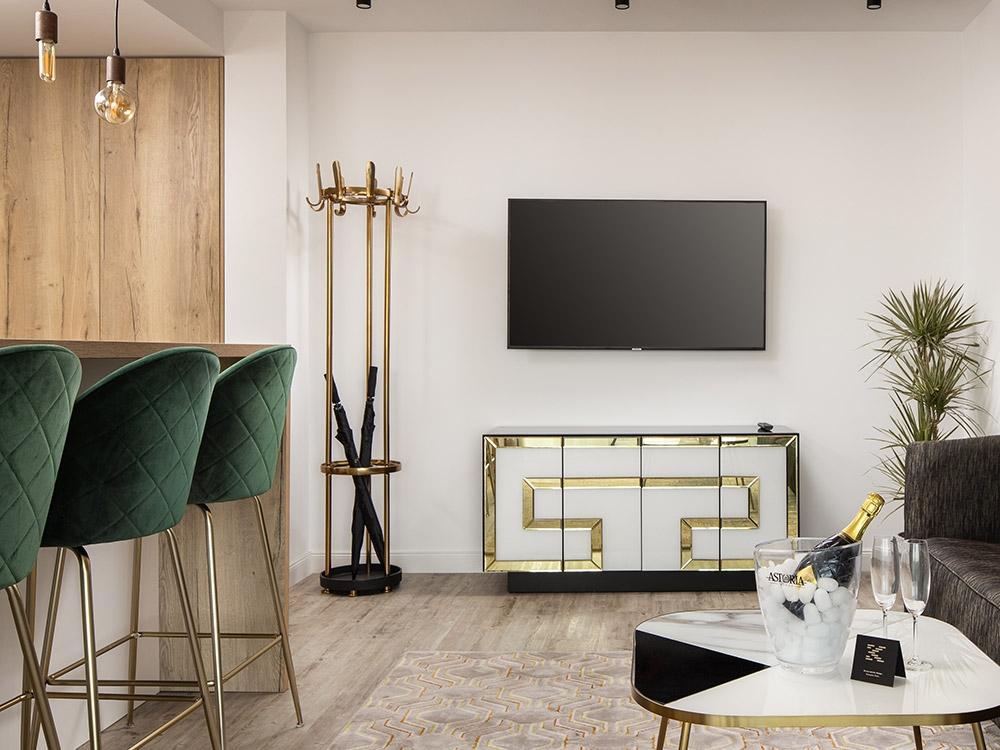 hotel premium brasov apartament studio living