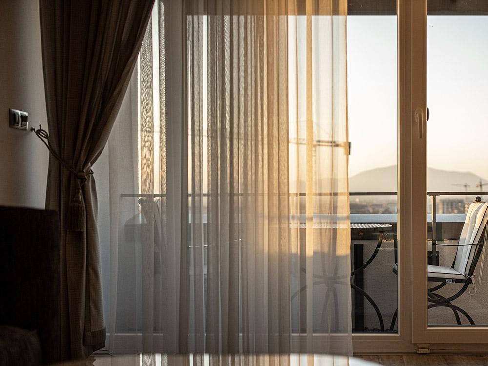 hotel premium brasov apartament studio vedere balcon